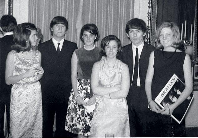 When the Beatles Came to Washington