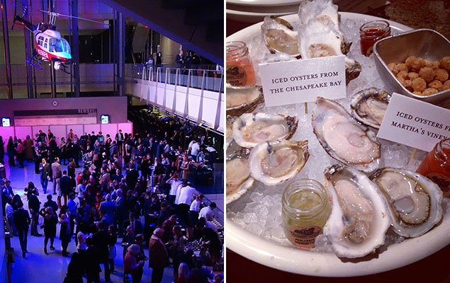 Sips & Suppers Created a Weekend of Feasting for Washington Foodies (Photos)