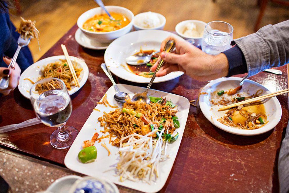 Cheap Eats 2013: Nava Thai