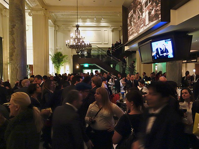 The DC Opening of Joe's Stone Crab Attracts an Incredible Turnout (Photos)