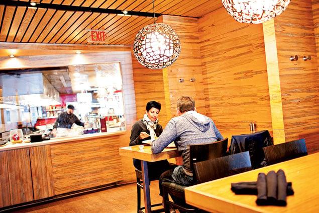 100 Very Best Restaurants 2014 Black S Bar And Kitchen