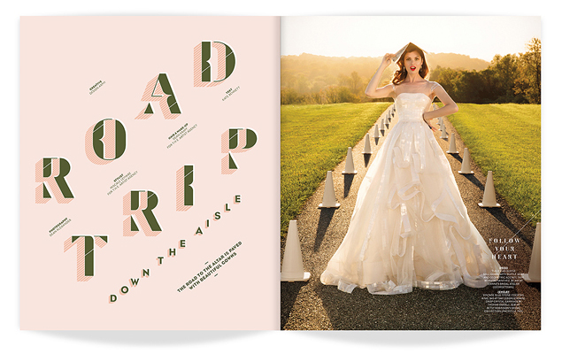 A Look Inside the New Issue of Washingtonian Bride & Groom (Photos)