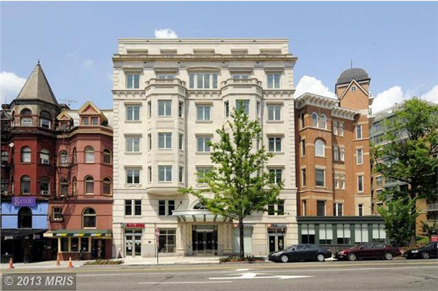 Most Expensive Homes on the Market: A Penthouse in DC's West End