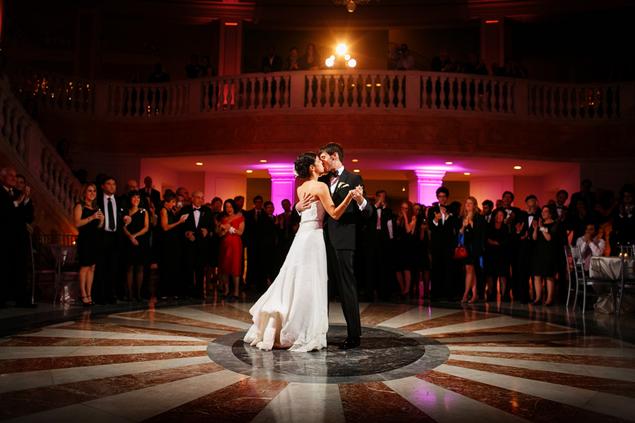 Real Wedding: Abigail and Gabriel