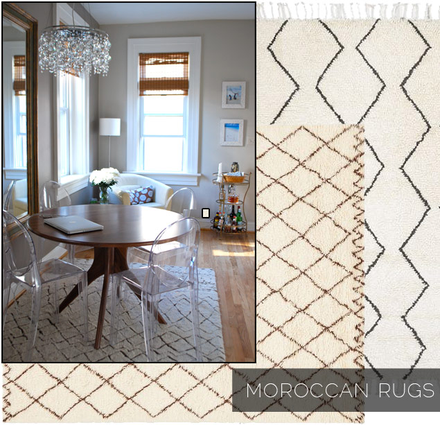 Tribal Area Rug Nate Berkus: Get The Look: 7 Moroccan-Inspired Rugs (Photos