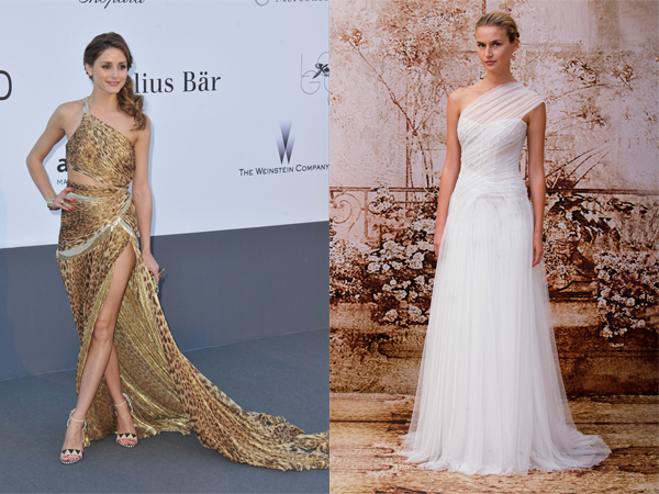 2243e0efdb2 Olivia Palermo and Jamie Chung  What Will They Wear  (Photos ...