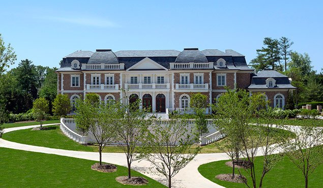 Most Expensive Homes on the Market: A Palace in Potomac (Photos)