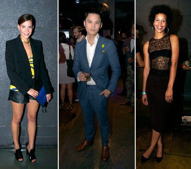 Fashion Agenda: Creative Capitol III, Tuckernuck's Resort Launch Party (Updated)