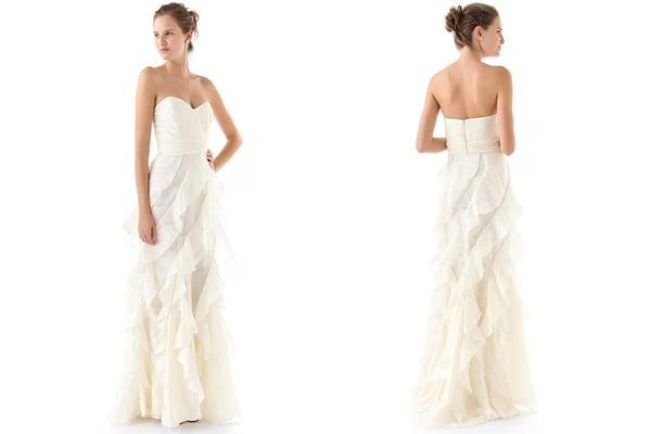 Anne Taylor Wedding Dresses 54 Good This dress hugs the