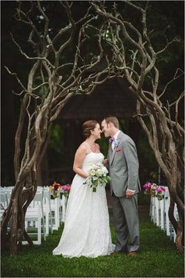 15 Wedding Archway Ideas | Washingtonian