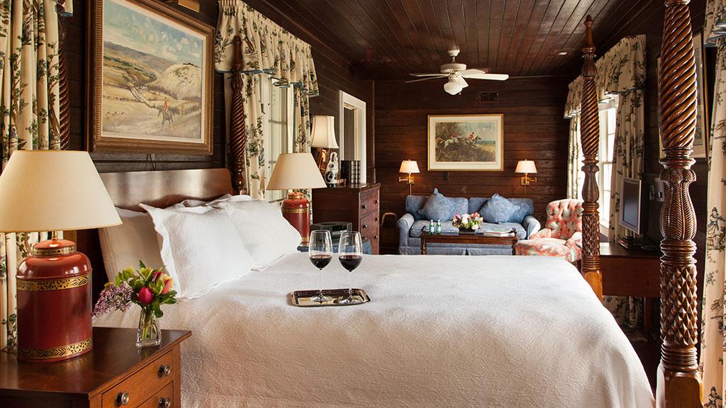 5 Cozy Winter Inns Near Washington