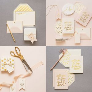 Dream Team: Sugar Paper Teams Up With J.Crew for a New Line of Wedding Stationery