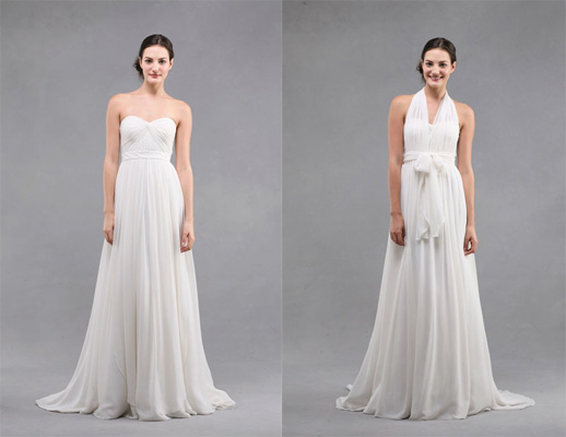 Weddings Dresses On A Budget 27 Stunning This chiffon gown allows