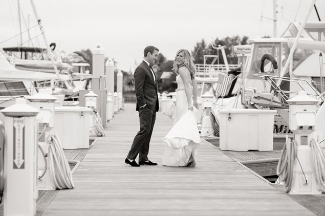 Real Wedding: Andrea and Paul