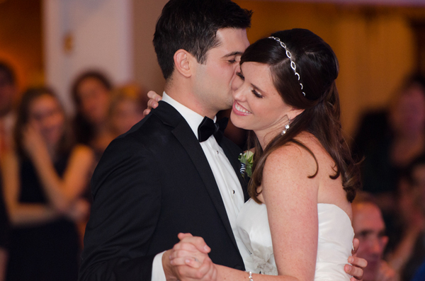 Real Wedding: Anna and Sean