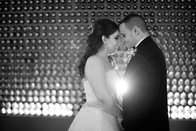 Real Wedding: Felicia and Armando
