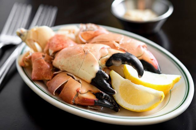 The Best Thing I Ate: Boudin Blanc, Joe's Stone Crabs