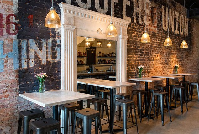 Take A Look Inside Roofers Union Photos And Menu