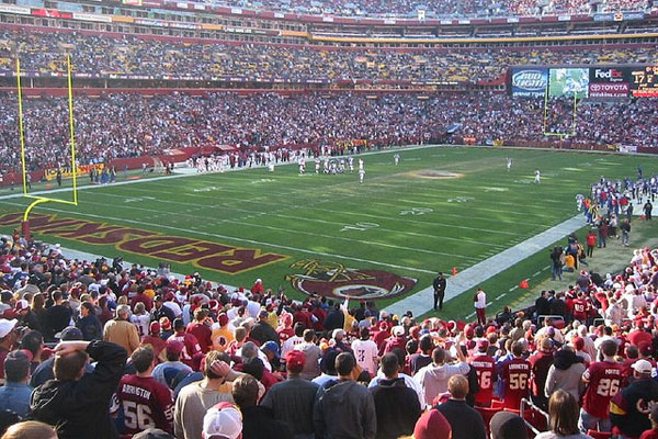 Members of Congress Urge NFL to Support a Redskins Name Change