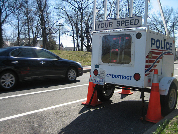 DC Credits Traffic Cameras With Less Speeding and Fewer Collisions
