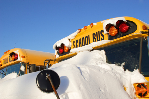 Sorry, Kids: Too Many Snow Days Means Additional School Days