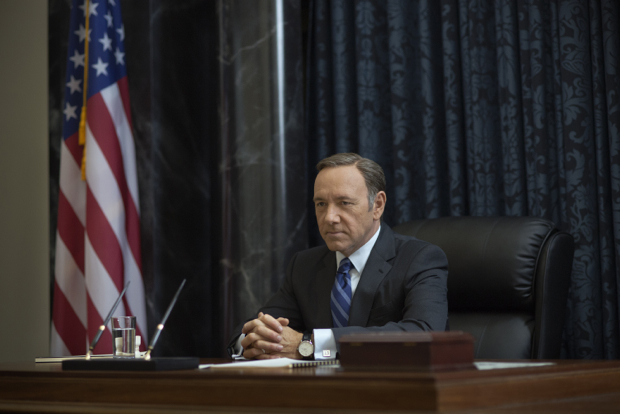 """""""House of Cards"""" Could Leave Maryland if State Doesn't Give Enough Tax Credits"""