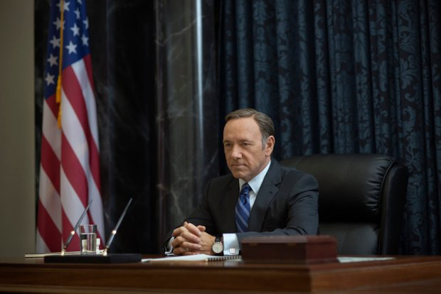 "No, Washington, You Can't Have ""House of Cards"" Today"