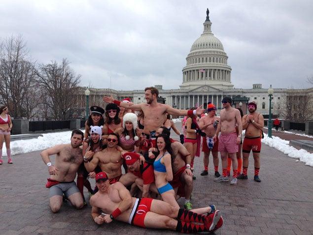 Photos From the 2014 Cupid Run
