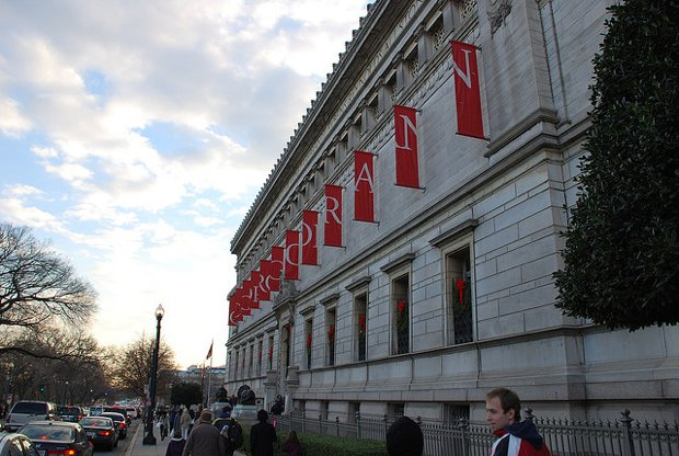 Corcoran to Be Carved Up by National Gallery of Art and George Washington University
