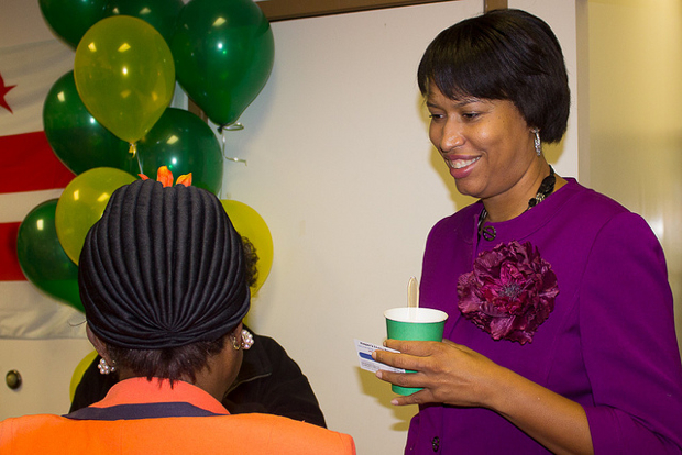 Poll: Vince Gray Still Leads DC Mayoral Race, but Muriel Bowser Closing In