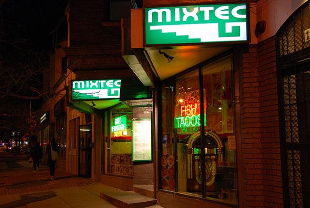 Mixtec in Adams Morgan May Close After 40 Years