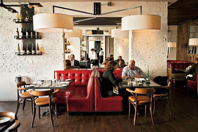 Best Restaurant Kitchen 100 very best restaurants 2014: nopa kitchen & bar - dc restaurant