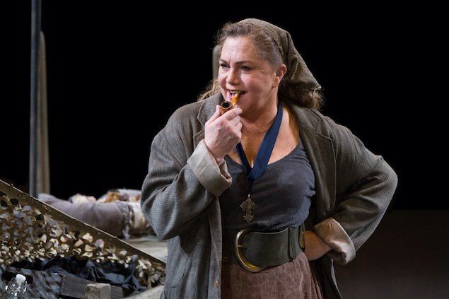 """Theater Review: """"Mother Courage and Her Children"""" at Arena Stage"""