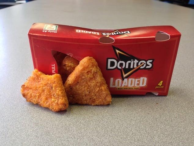 Taste Test: Doritos Loaded