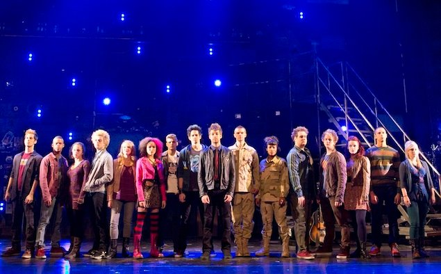 """Theater Review: """"American Idiot"""" at National Theatre"""