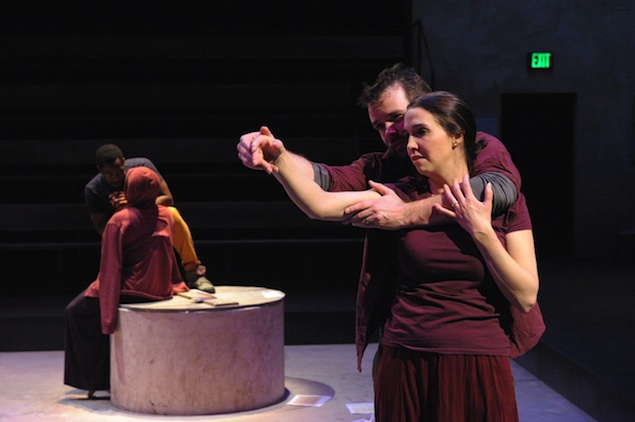 "Theater Review: ""We Are Proud . . ."" at Woolly Mammoth"
