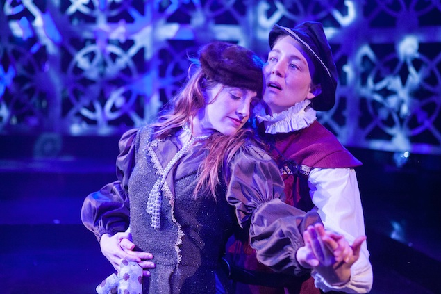 """Theater Review: """"Orlando"""" at WSC Avant Bard"""
