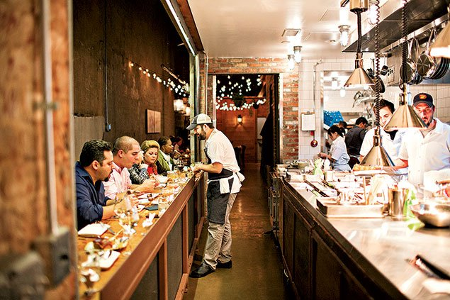 The James Beard Foundation Announces the 2014 Restaurant and Chef Award Semifinalists