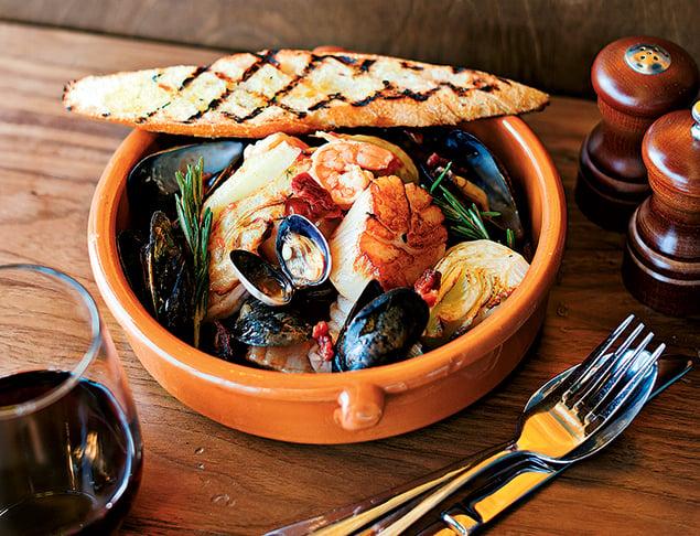 Osteria Morini: Taste of Emilia-Romagna