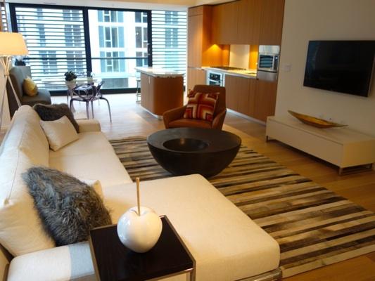 A Private Tour of the Condominiums at CityCenterDC (Photos)