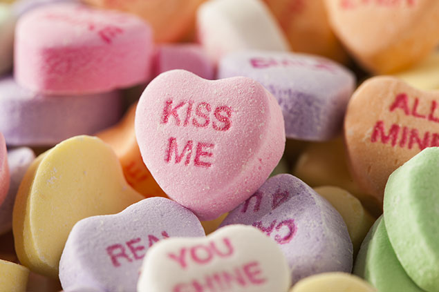 Did the Snow Chill the Valentine's Day Fervor on Craigslist? Not Entirely