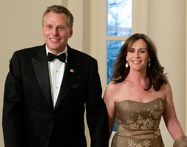 Closing Terry McAuliffe's Inner Circle