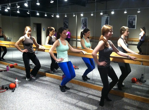 Fitness Class Review: Pure Barre Bethesda