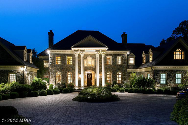 Most Expensive Homes on the Market: McLean Mansion With a Major View
