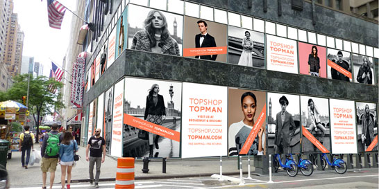 Topshop Slated to Open in Springfield This Fall