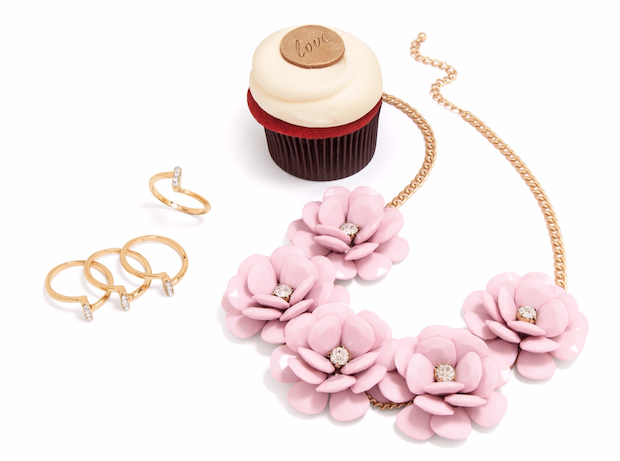 Georgetown Cupcake Owners Katherine and Sophie Collaborate With BaubleBar for a Jewelry Line
