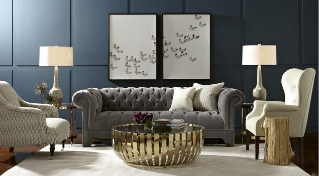 Get the Look: 10 Velvet Sofas for Any Budget (Photos)