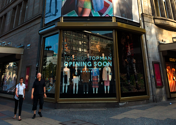 Confirmed: Topshop Is Finally Headed to DC