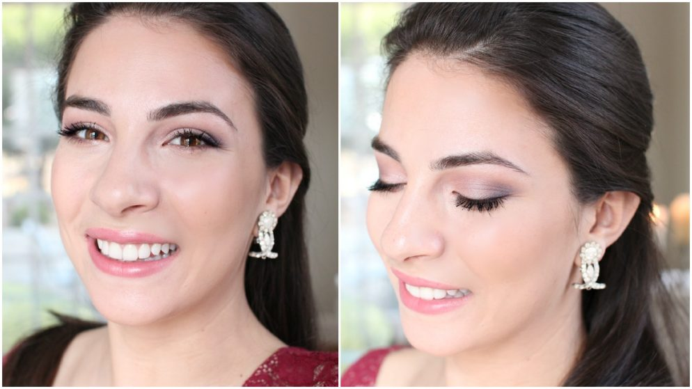 Beauty Tutorial: A Perfect Date-Night Look for Valentine's Day (Video)