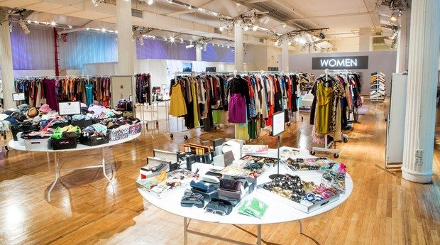 Get Your Tickets Now for the Next Gilt City Warehouse Sale